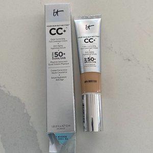 NWT It Cosmetics CC Cream Light